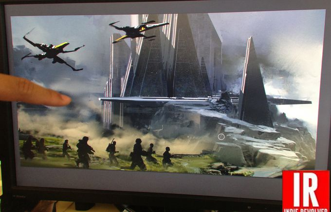 Leak Concept Art From Rogue One (Part II)
