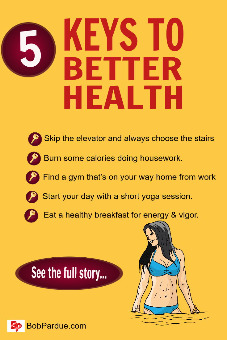 And become tips to fit healthy 15 Easy