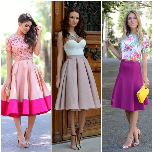 Well-known look-traje-esporte-fino-feminino-saiamidi | Moda | Pinterest  KI76