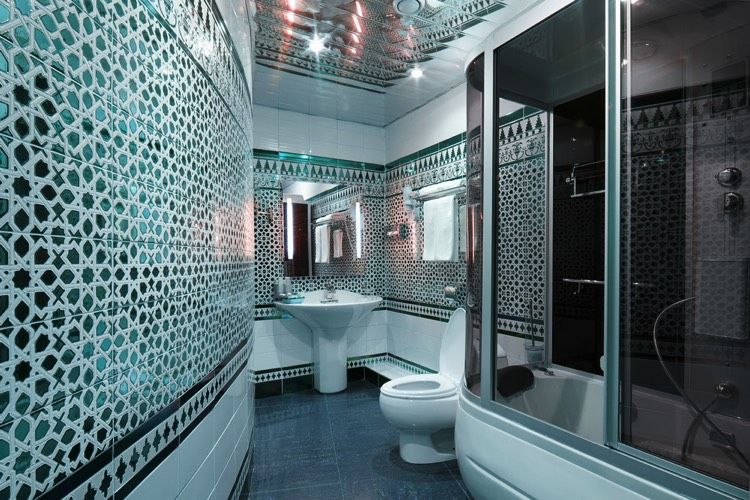Salle De Bain Style Oriental. Cool With Salle De Bain Style Oriental ...