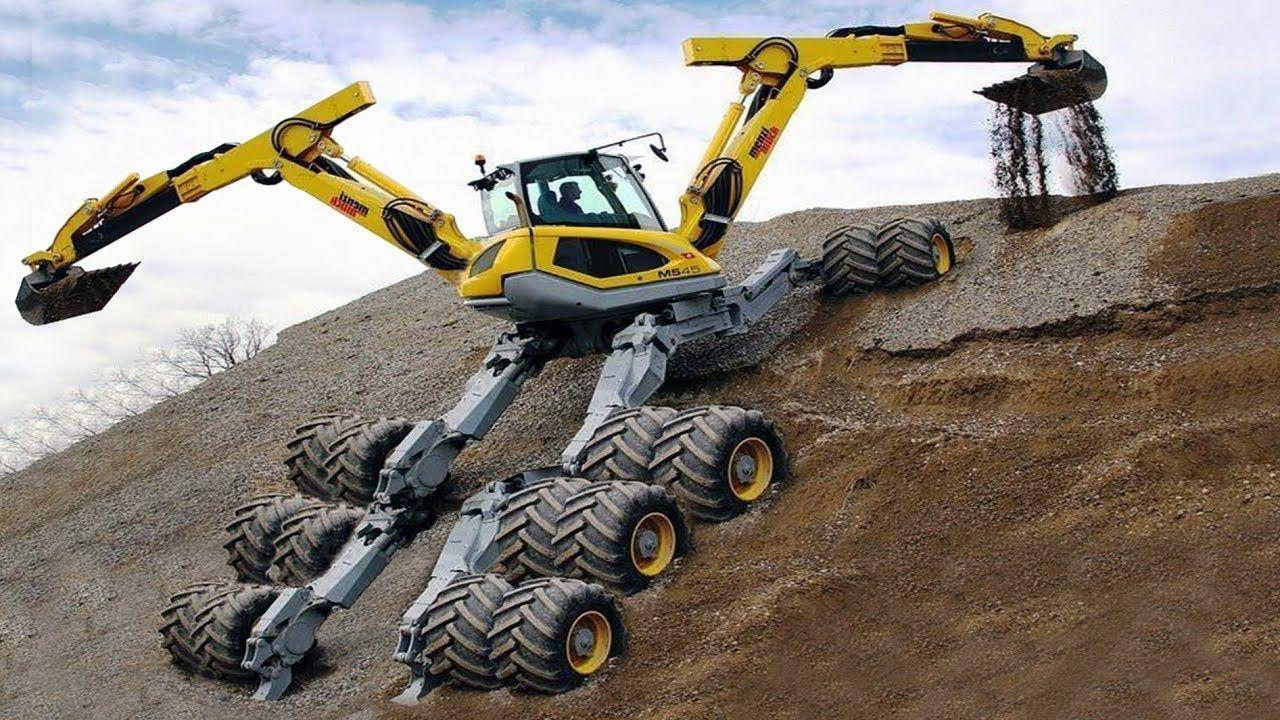 Dangerous Biggest Monster Spider Excavator Heavy Equipment