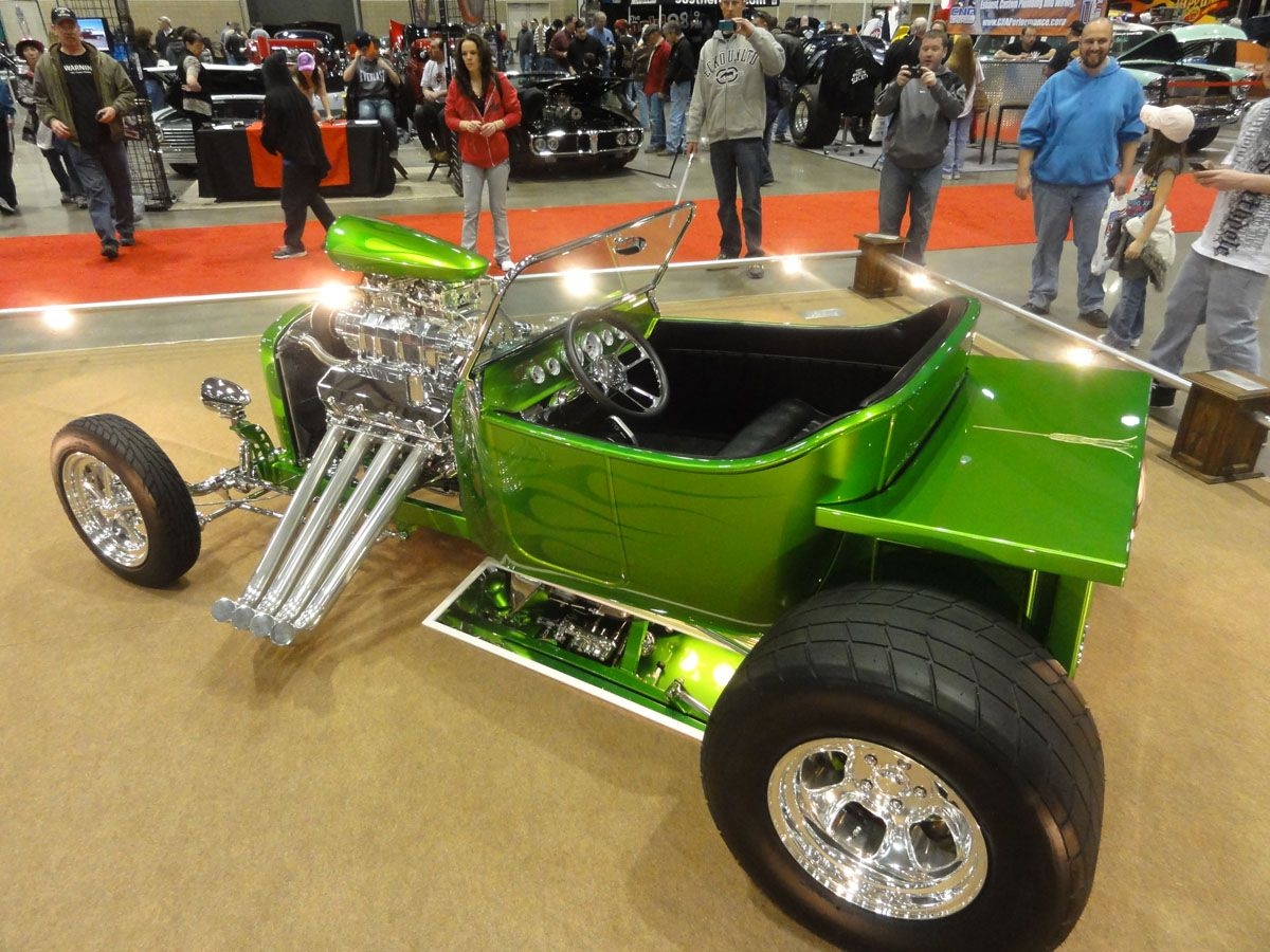 1923 Ford Model T With A 496 Big Block Chevy And 871 Blower 916 Horsepower Hot Rods Cars Muscle T Bucket Hot Rods