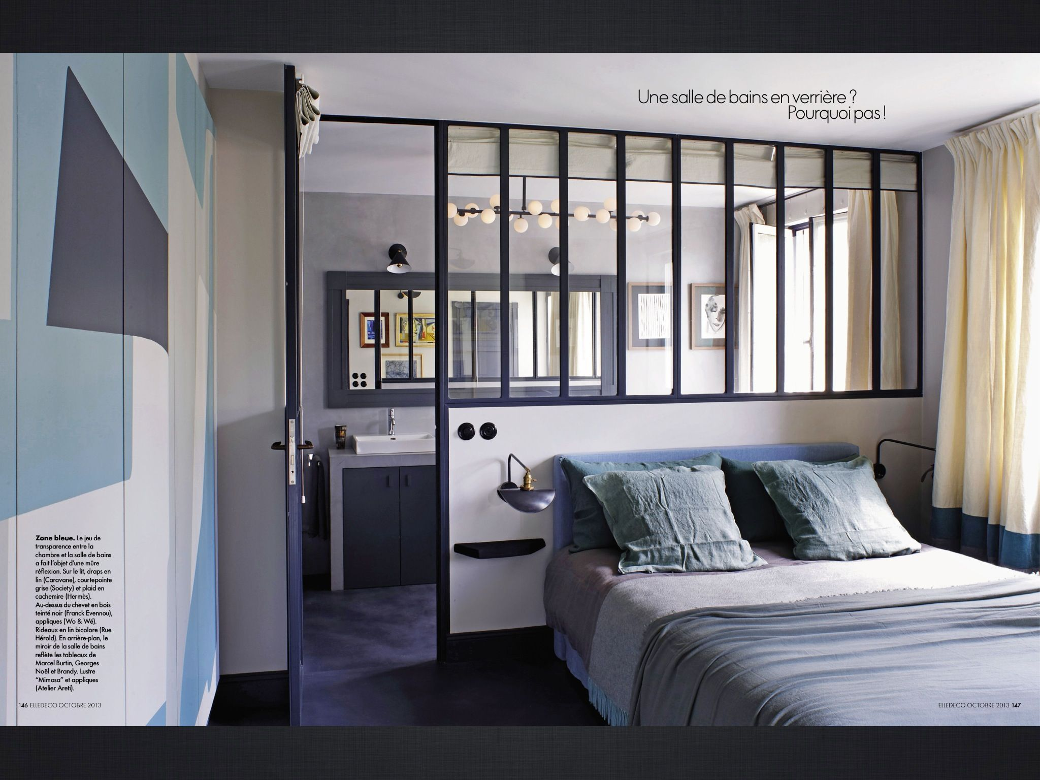 Pin von Raphaelle Levet auf Chambres // Bedrooms | Pinterest ...