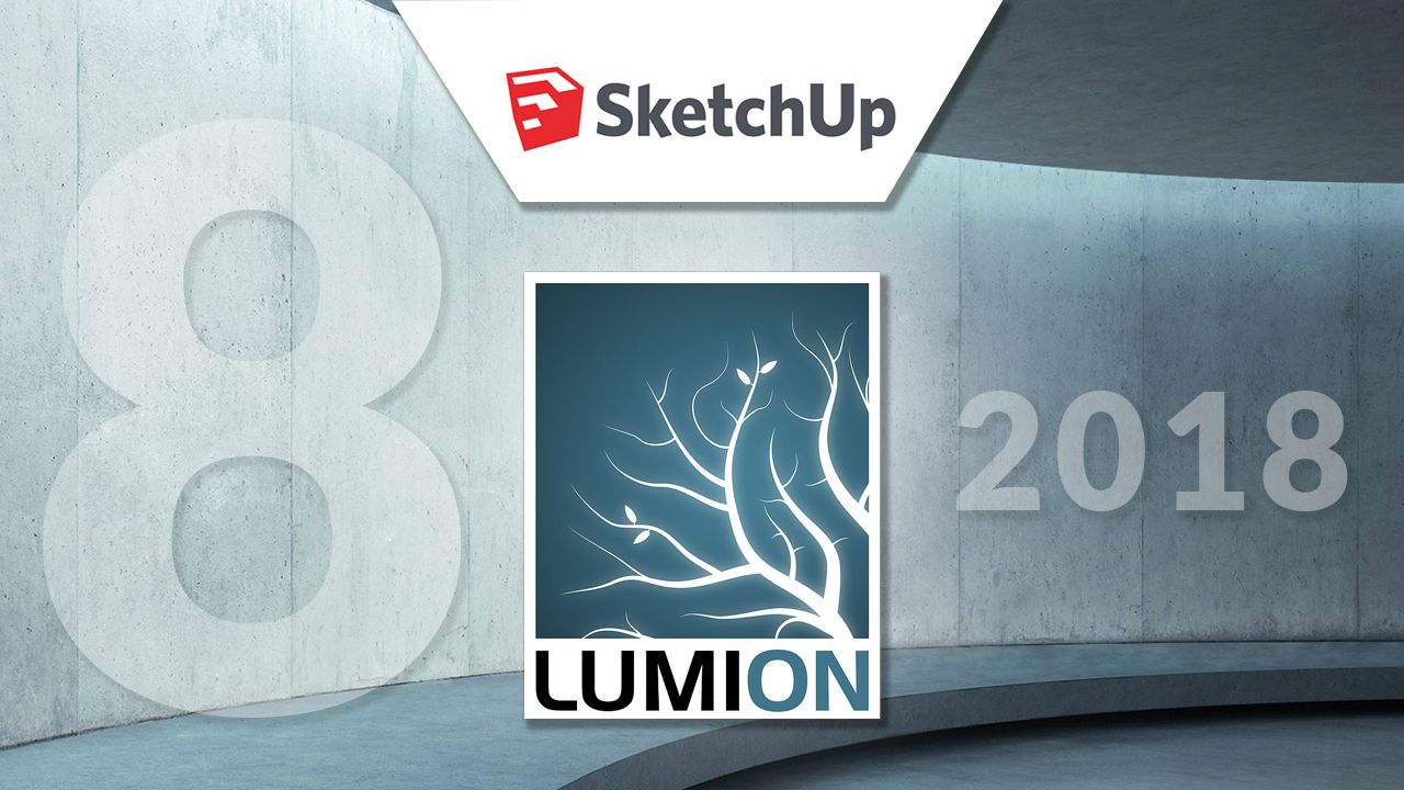 How To Export Sketchup Models To Lumion 2018