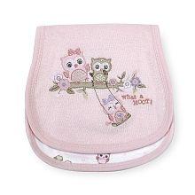 "Koala Baby ""What a Hoot"" 2-Pack Contoured Burp Cloths - Owl - Koala Baby - Babies""R""Us"