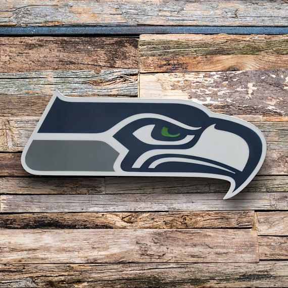 Seattle Seahawk Gift Football Men 12th Man Art Decor
