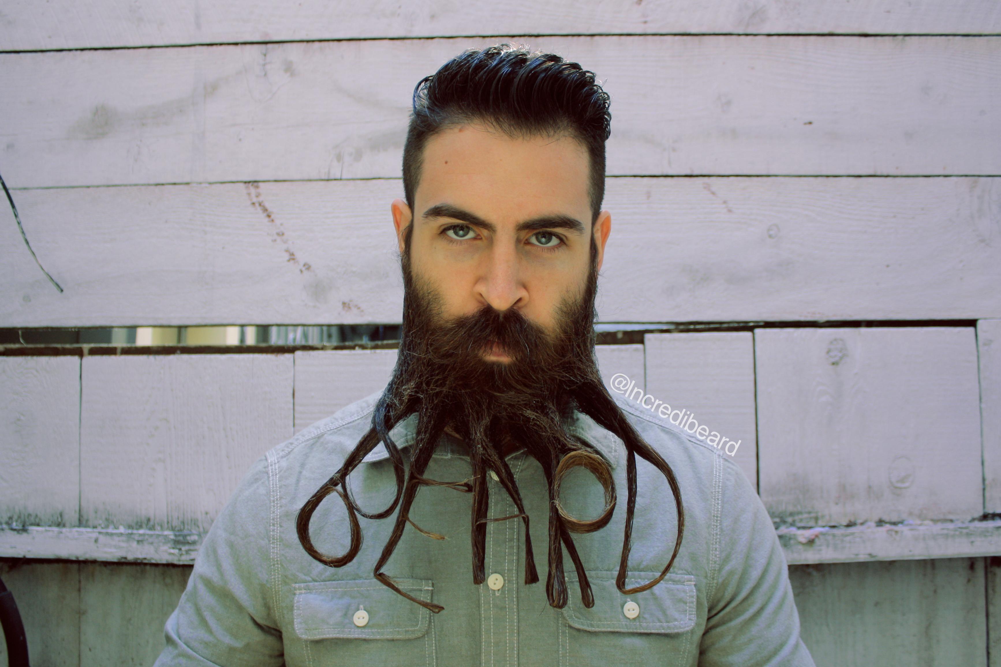 Beardception Beard In A Beard Epic Beard - Incredibeard glorious beard