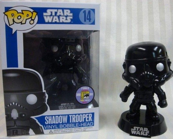 14 Shadow Trooper Le 480 Funko Pop Star Wars Star Wars Star Wars Comics