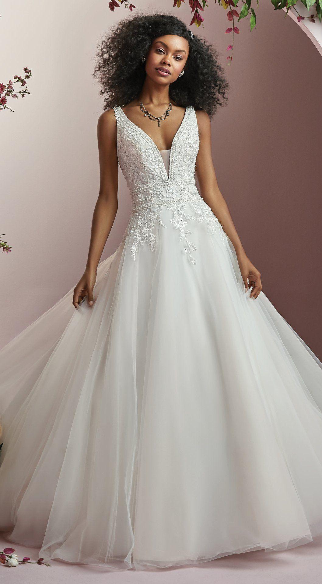 Wynona By Rebecca Ingram Wedding Dresses In 2020 Wedding Dresses