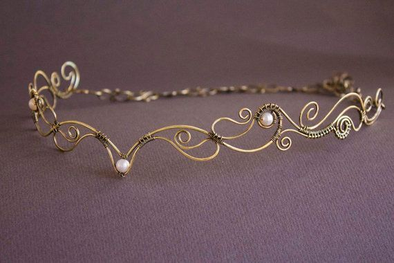 Cool Wire | Cool Wire Wrap Tutorial Tiara Tutorial Wire Wrapped Diadem