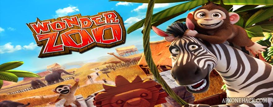 Wonder Zoo Animal rescue MOD Apk + Data [Unlimited Money