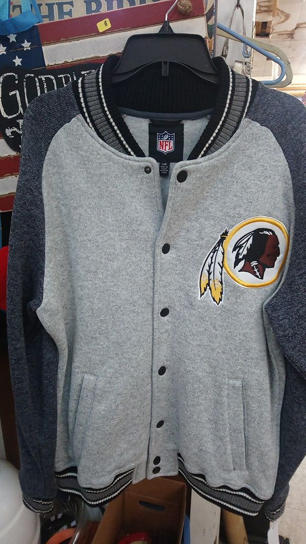 premium selection 0cf02 97eef Washington redskins letterman sweater/jacket for Sale in ...
