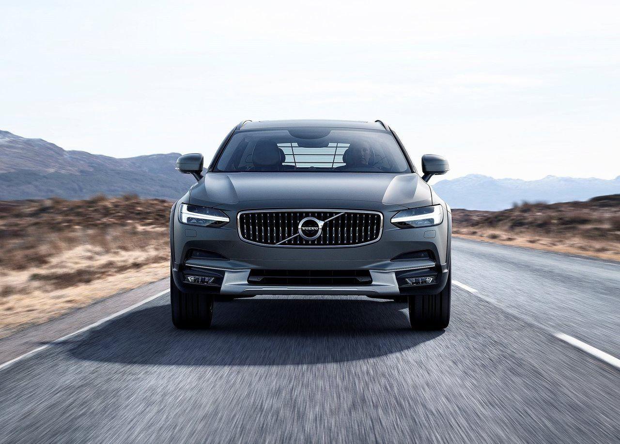 2017 Volvo V90 Cross Country Volvo New Cars Safest Suv
