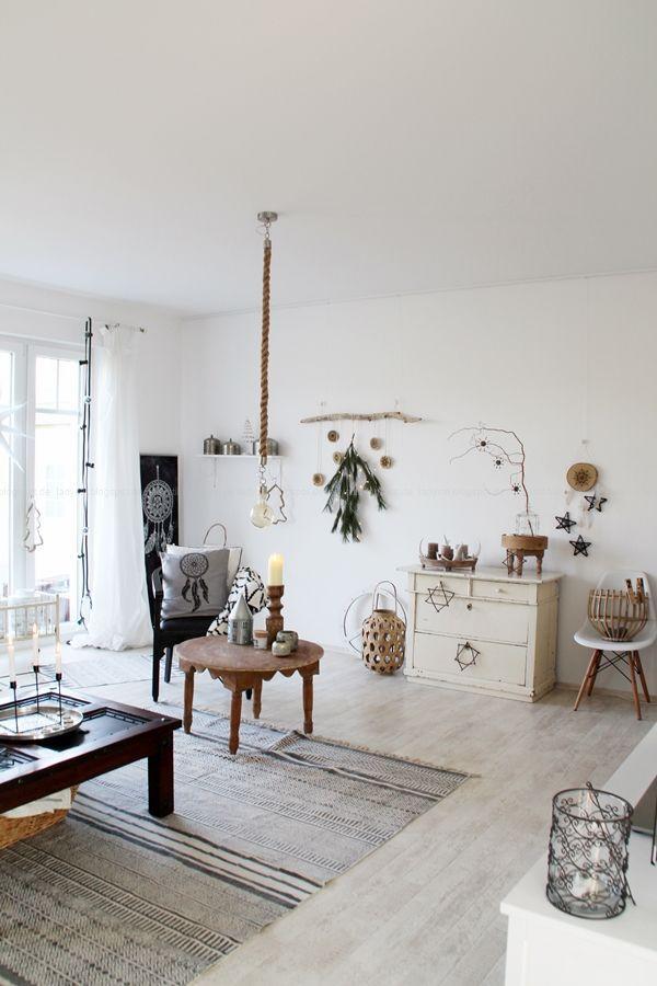 Wunderbar Weihnachts Deko Ideen Für Küche Und Wohnzimmer Scandi Bohostyle  #hiproofingideas