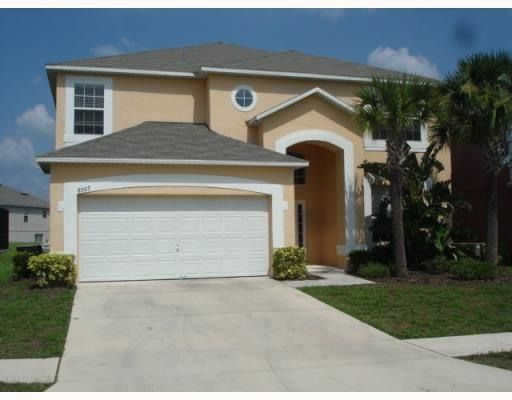 Orlando villa rental beautiful 7 bedroom 5 5 bath pool - 7 bedroom vacation rentals in orlando ...