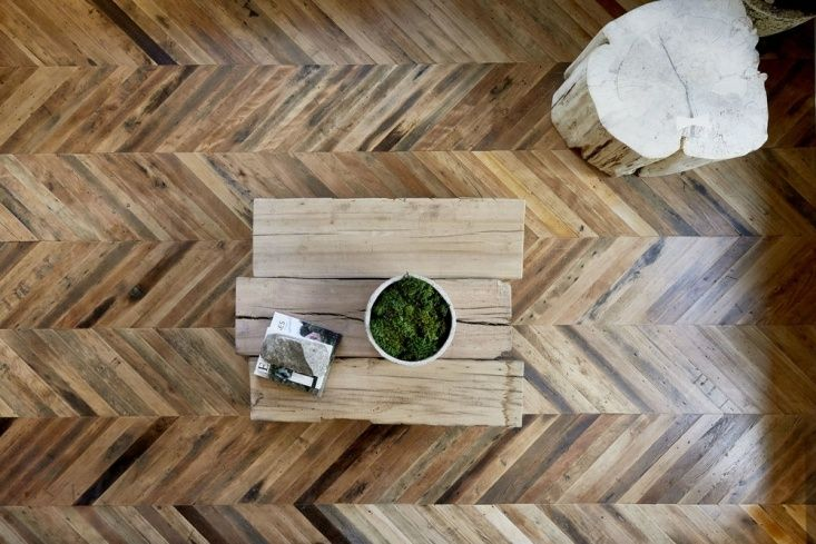 Everything You Need To Know About Reclaimed Wood Flooring