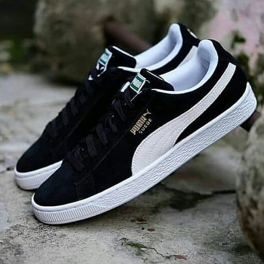 Sneakers fashion, Puma suede
