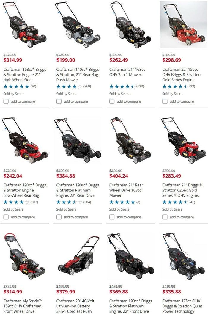 Lawn Mower Parts For Craftsman Lawnmowers Fix Your Lawnmower Diy Lawn Mower Lawn Mower Repair Mower
