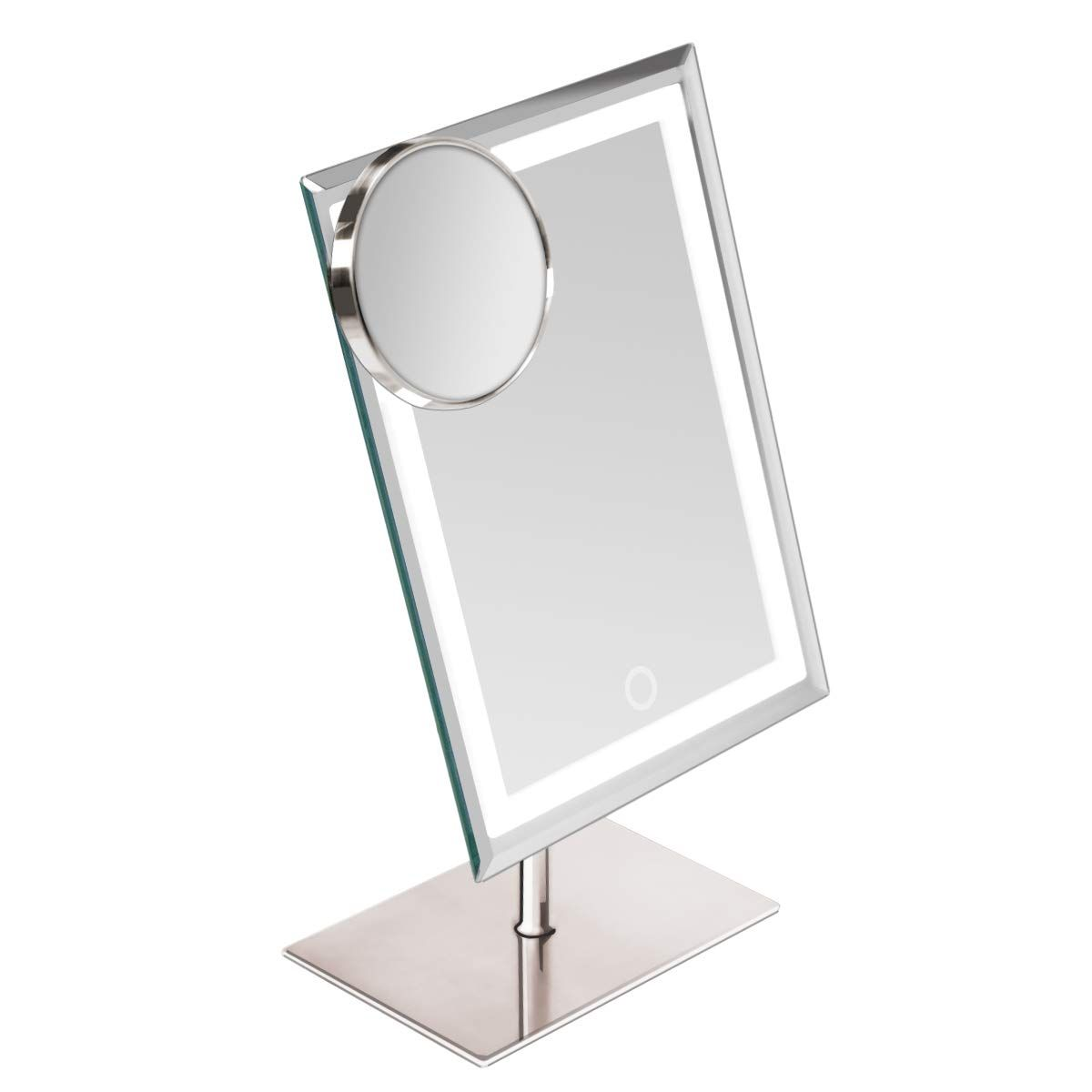 Waneway Lighted Makeup Vanity Mi Mirror Makeup Vanity Mirror Led Makeup Mirror