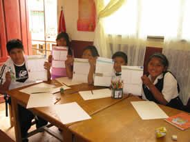 A great reminder of why writing to your sponsored child is so important!