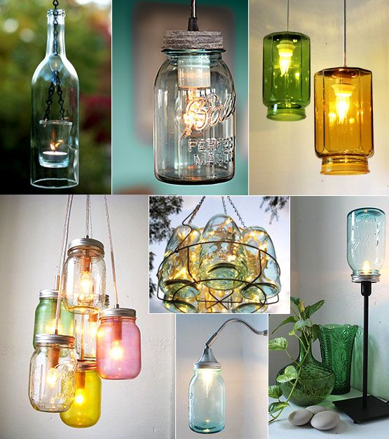 Mason jar led chandlers use flame less led candles for safe and creative and awesome do it yourself project ideas solutioingenieria Images