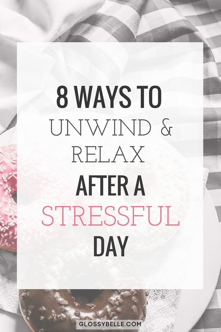 How to Unwind recommend