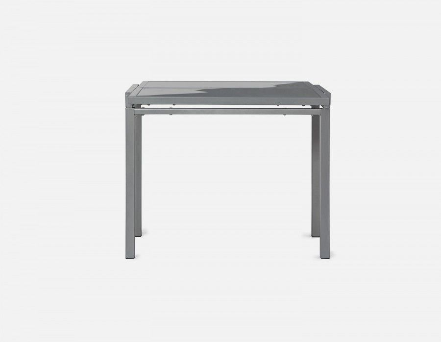 Jasmine Extendable Dining Table 71 Grey