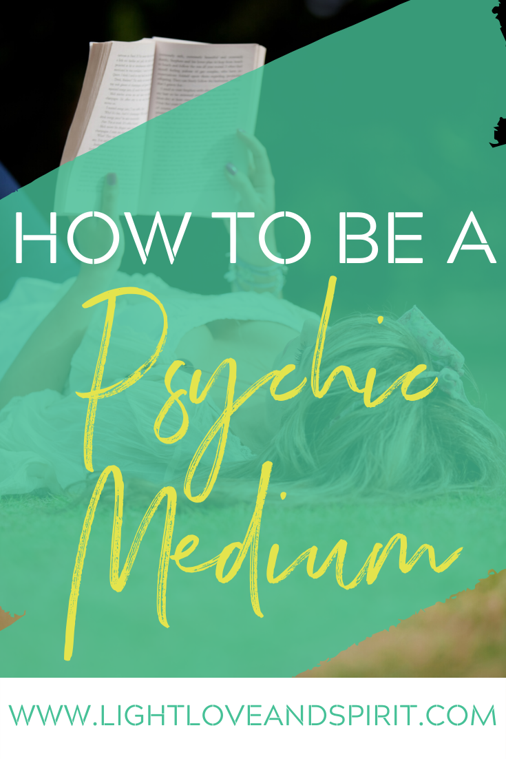 How To Become A Medium How To Become Psychic Medium Development Bad Breakup