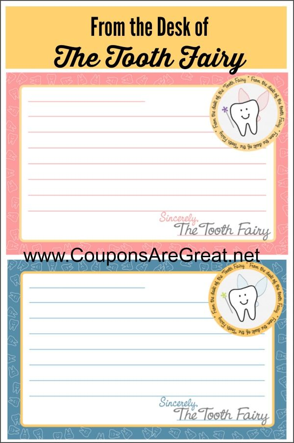 Tooth fairy traditions this free printable tooth fairy letterhead tooth fairy traditions this free printable tooth fairy letterhead makes it easy to leave a congratulatory note for your kiddo when a tooth is lost altavistaventures Choice Image