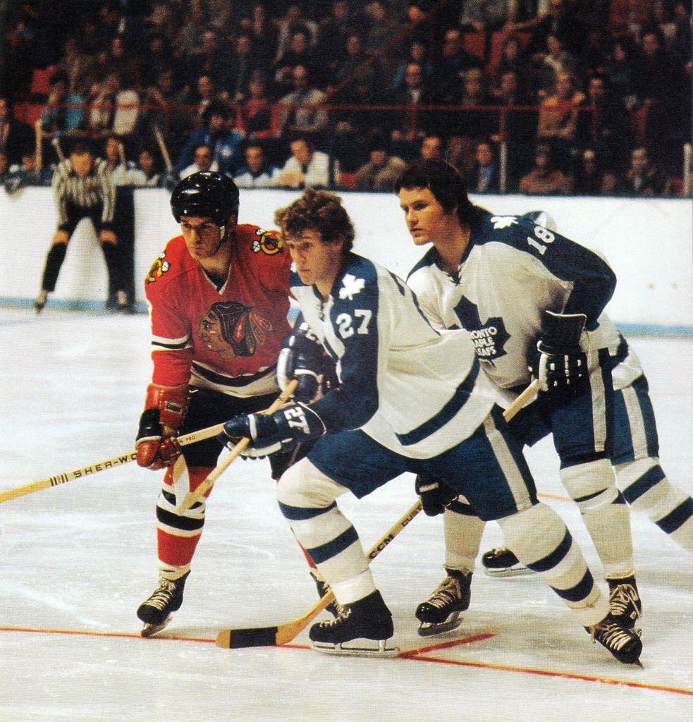 newest collection 20f0b c3d88 Pit Martin & Darryl Sittler 001 | Blackhawks | Hockey shot ...