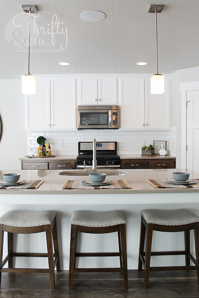 Model Home Monday | Home decor kitchen, Kitchen decor ...