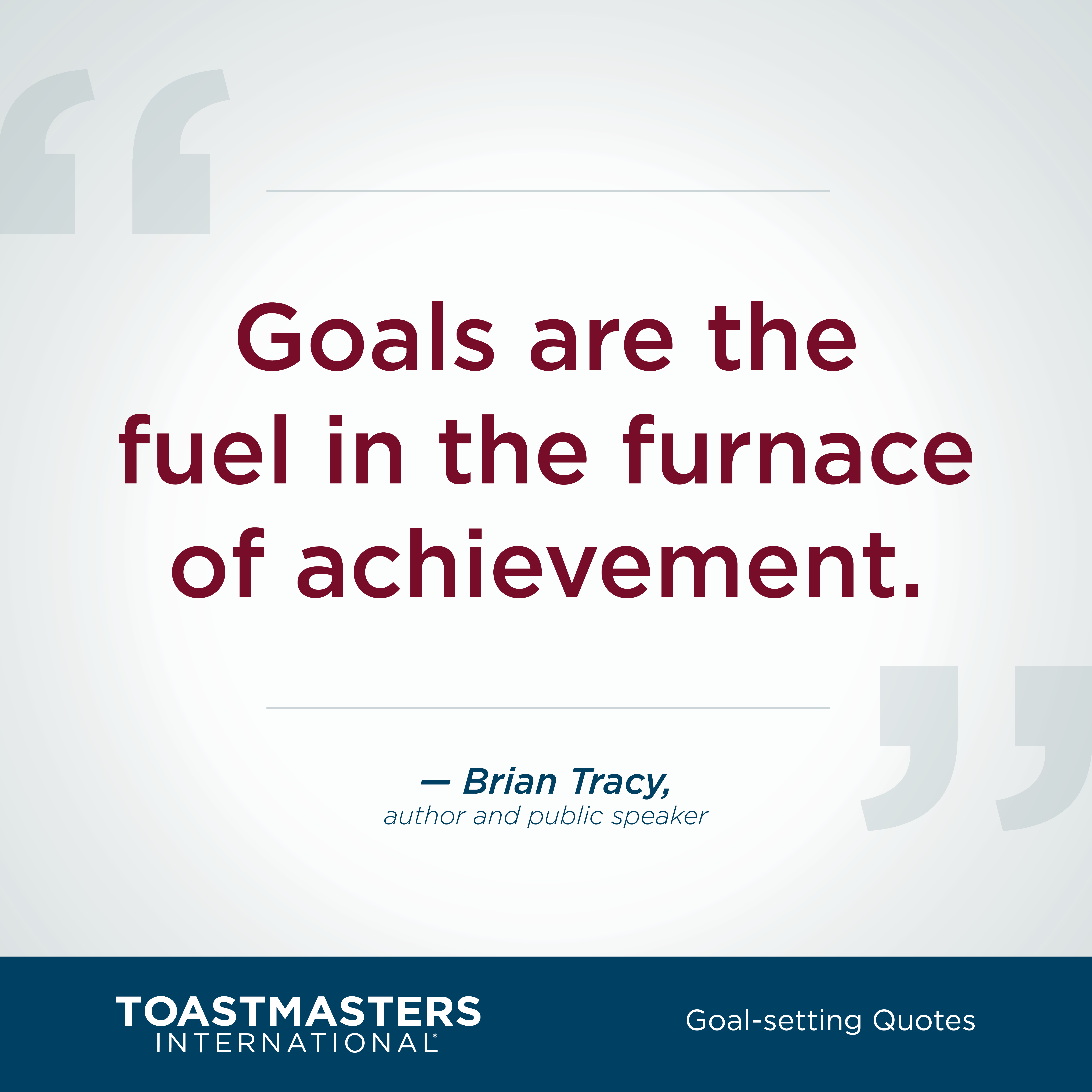Brian Tracy Goalsetting Quotes