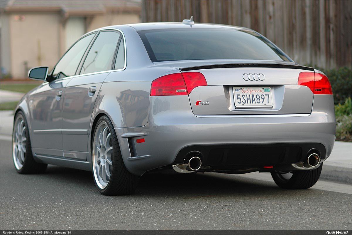 Audi B7 S4 25quattro Special Edition Audi S4 Audi Audi A4