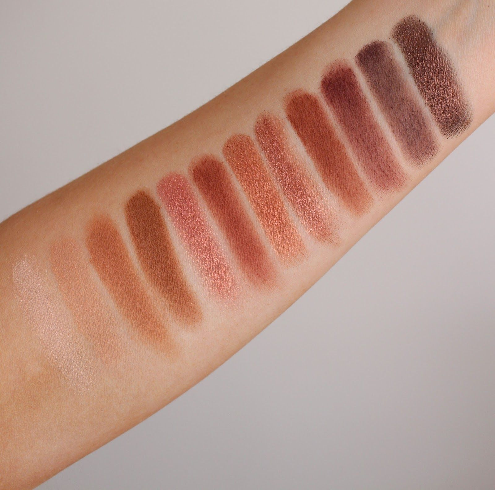 Naked Heat Eyeshadow Palette by Urban Decay #8