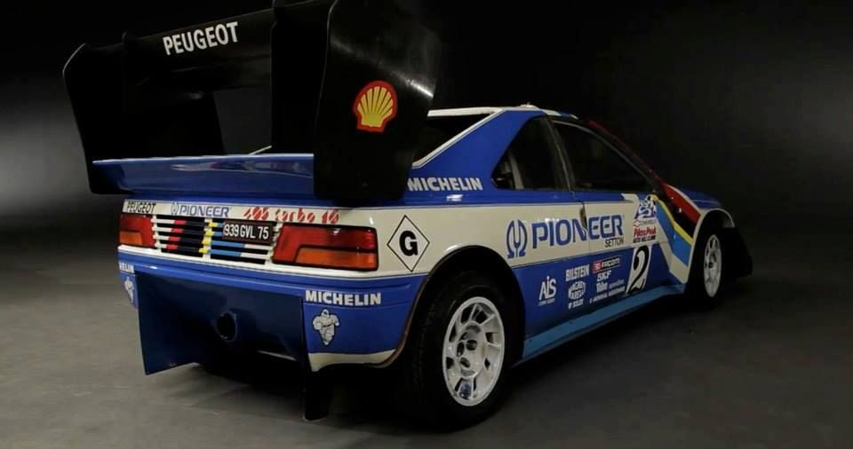 Peugeot 405 T16 Pikes Peak Peugeot Car Race Cars