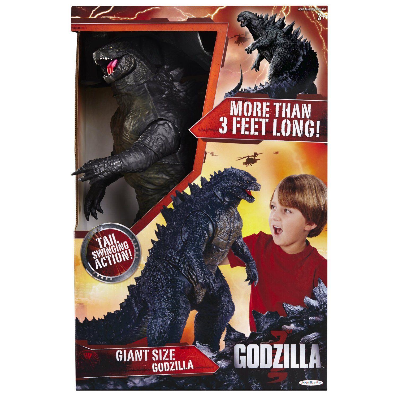 Jakks 40 Inch Godzilla 2014 Action Figure Rondo Awards