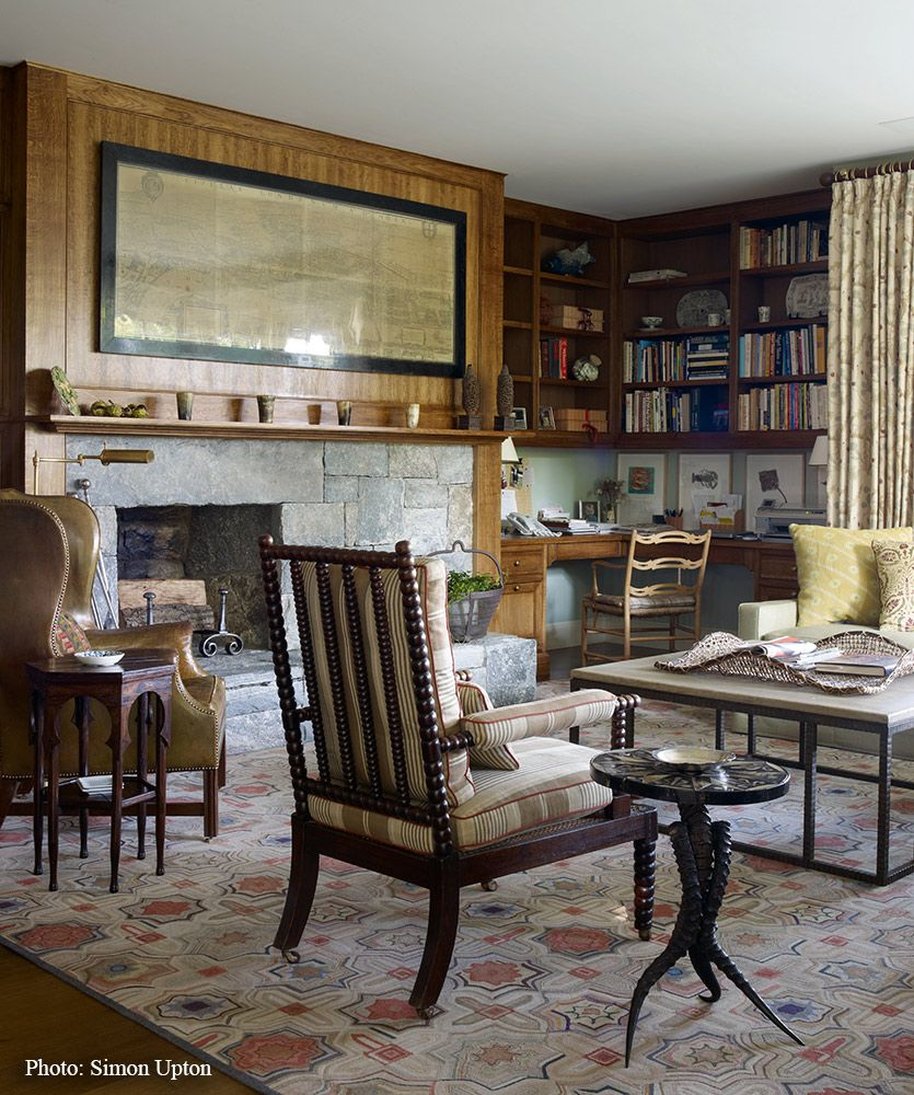 Sibyl Colefax John Fowler Interior Design And Decoration Home