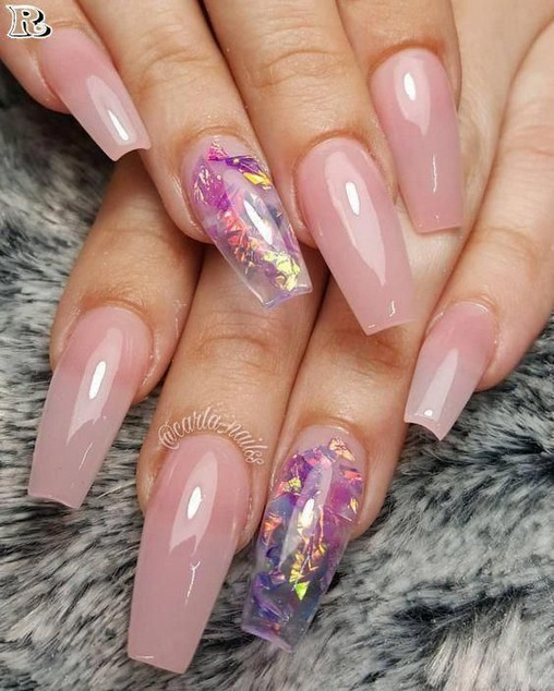 73 The Best Summer Acrylic Nail Design 14 With Images Pink Acrylic Nails Baby Pink Nails