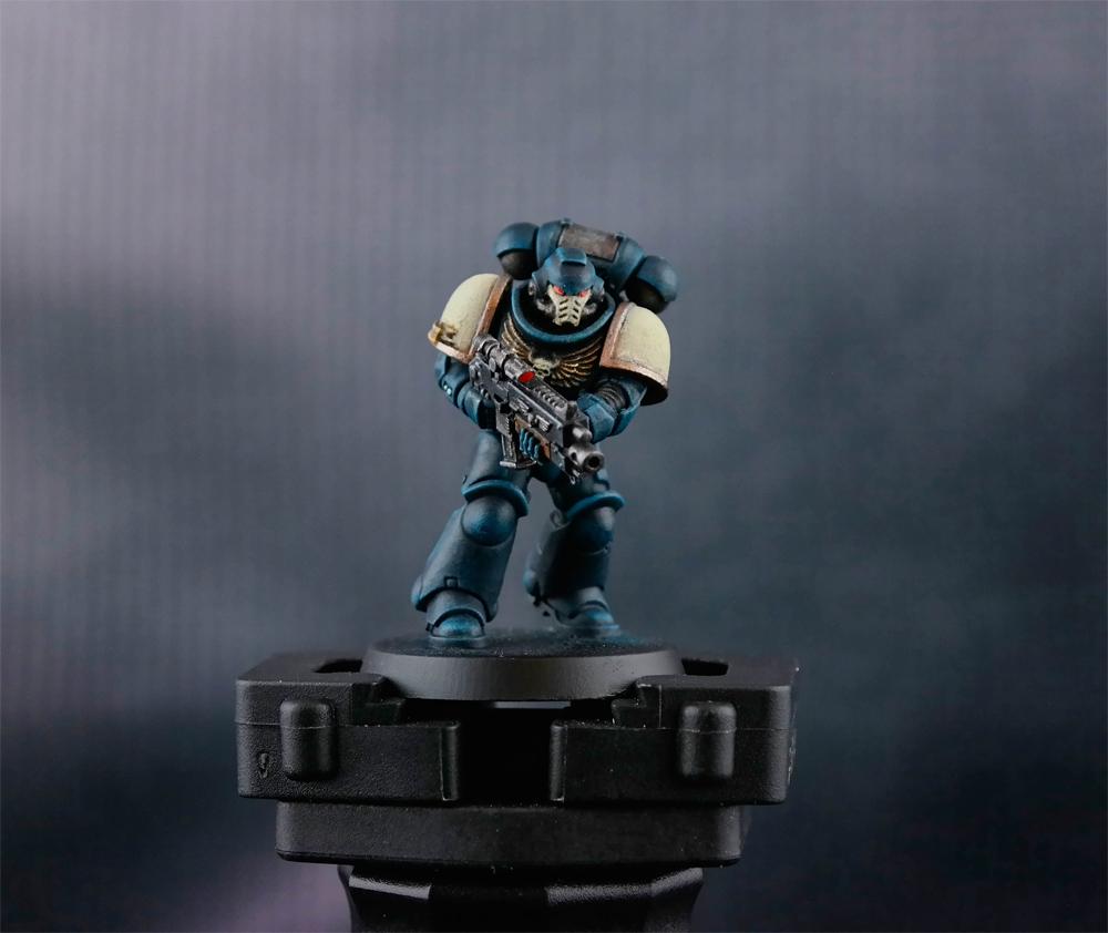 Warhammer | 40k | Space Marines | Adeptus Astartes | Primaris