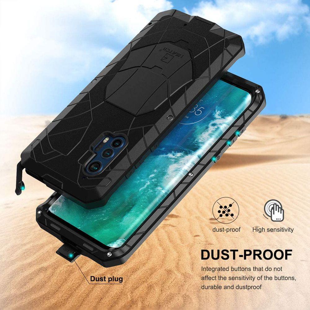 Motorola Moto Edge Plus Aluminum Case Hybrid Heavy Duty Shockproof Bumper Cover Ebay Motorola Case Bumpers
