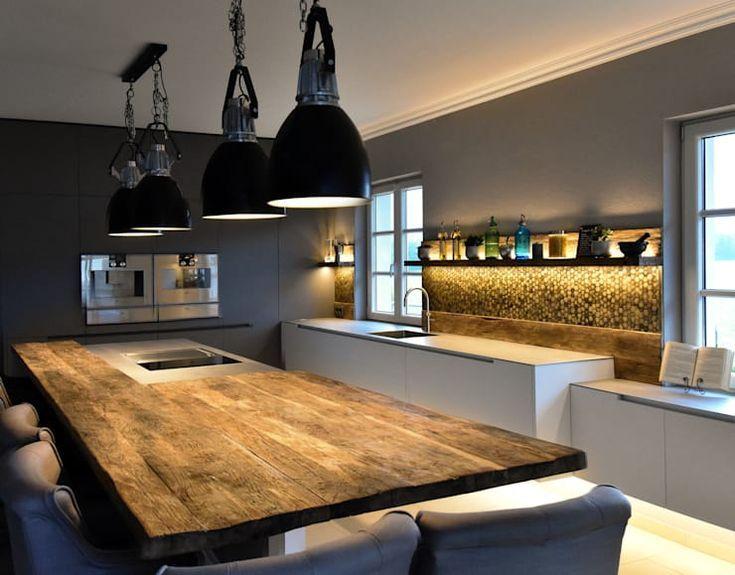 20 Moderne Kuchen Mit Kochinseln Kochinsel Kochinseln Kuchen Mit Moderne Kitchen Design Small Modern Kitchen Kitchen Design