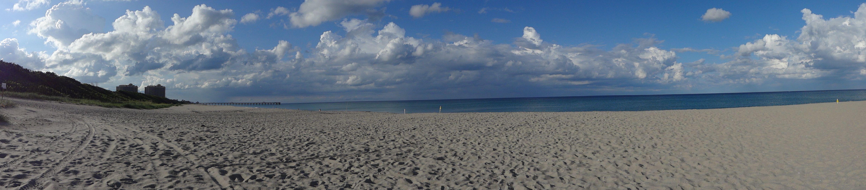 West Palm Beach after Tropical Storm Debby | Beach, Palm ...