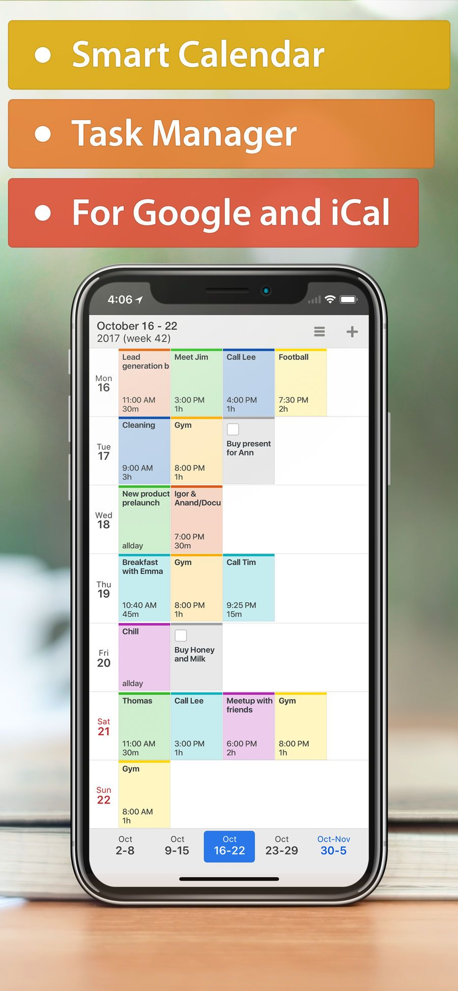 Calendars by Readdle iosappsappLifestyle Calendar