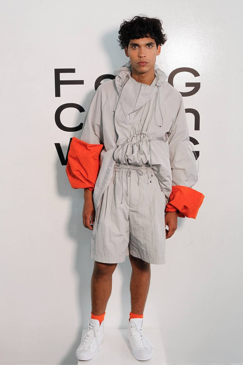 Feng Chen Spring-Summer 2017 New York Fashion Week Men's