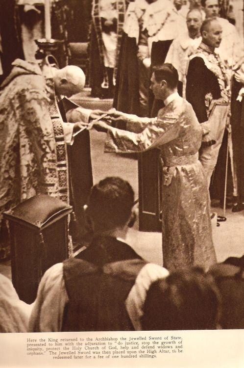 King George VI - Coronation