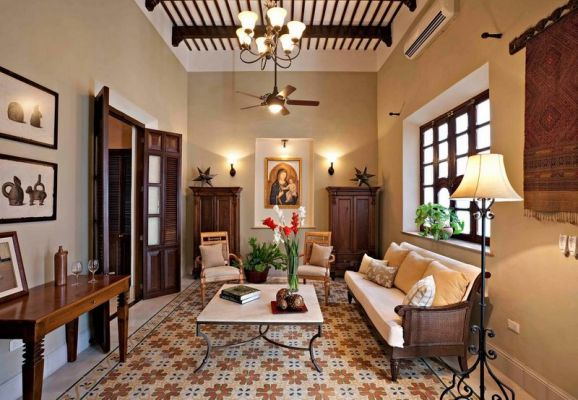 Alkemie colonial mexican architecture reimagined merida for Decoracion de casas tipo hacienda