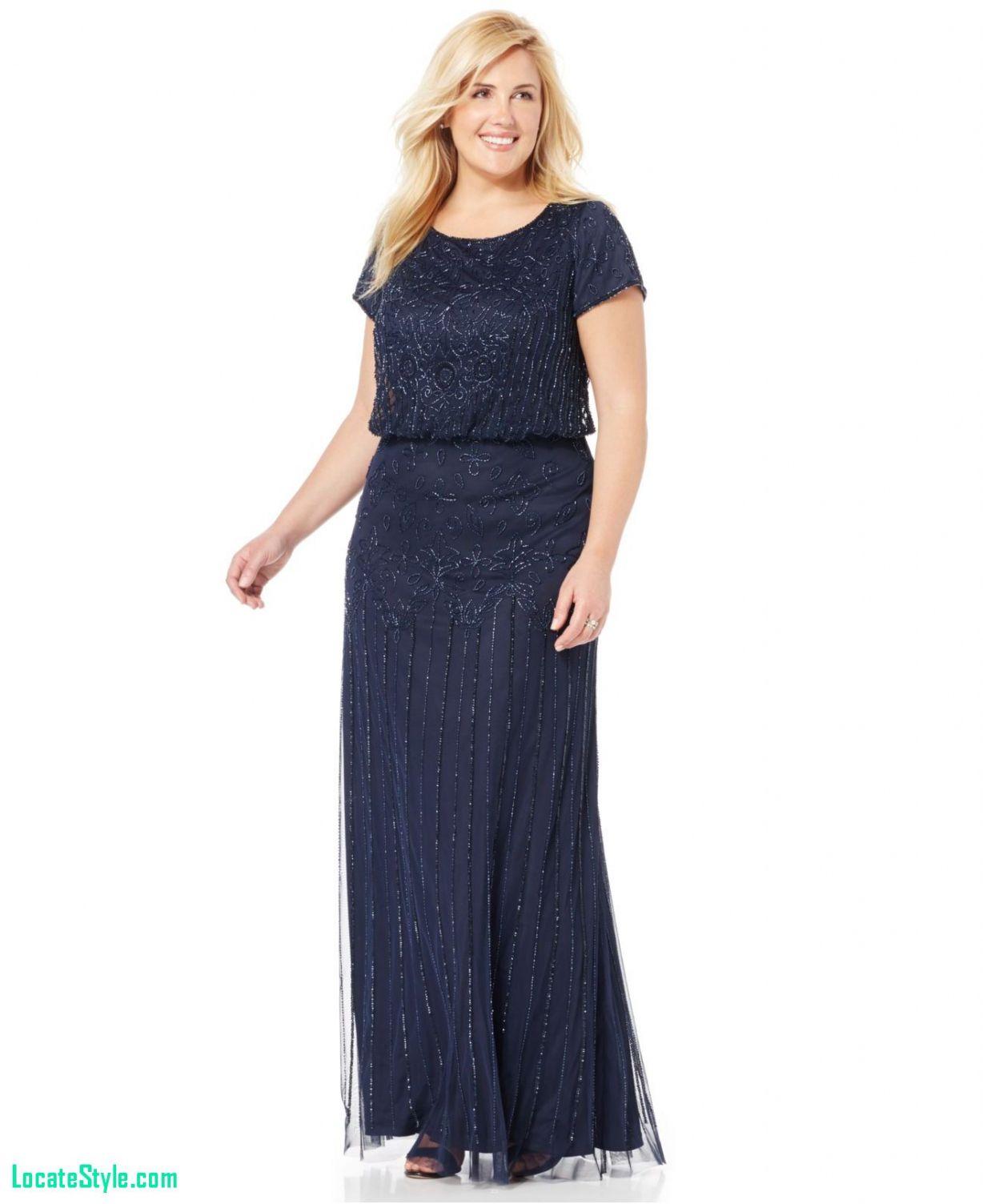 Belk Plus Size Semi Formal Dresses