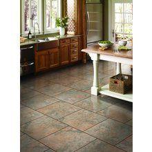 View The Mohawk Industries Mesa Del Sol Glazed Porcelain Floor - 13 inch floor tiles