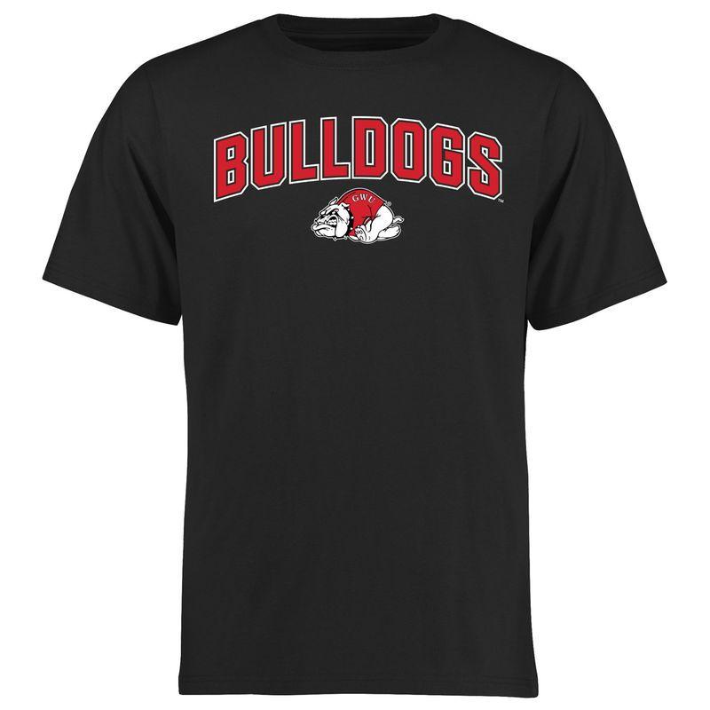 Gardner Webb Bulldogs Proud Mascot T-Shirt - Black -