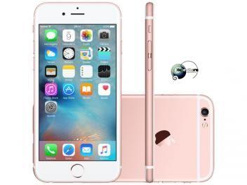 Iphone S6 Rosa 16 Gb Iphone Iphone 6s Apple Iphone 6s Plus